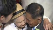 Wzruszające spotkanie matki z synem po 68 latach