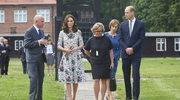 Wzruszający wpis księcia Williama i księżnej Kate po wizycie w byłym obozie koncentracyjnym Stutthof