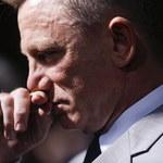 Wzruszony Daniel Craig żegna się na planie z rolą Jamesa Bonda [WIDEO]