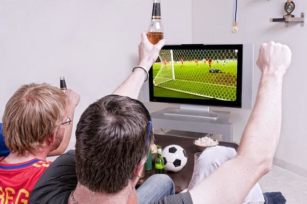 Wzystkie mecze Euro 2012 będzie można oglądać w technologii wysokiej rozdzielczości /© Panthermedia