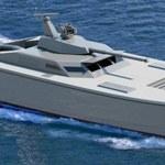 X-18 Fire Support Vessel - indonezyjska hybryda łodzi i czołgu