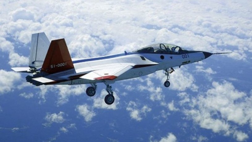 X-2. Fot. Japan Air Self-Defense Force /materiały prasowe