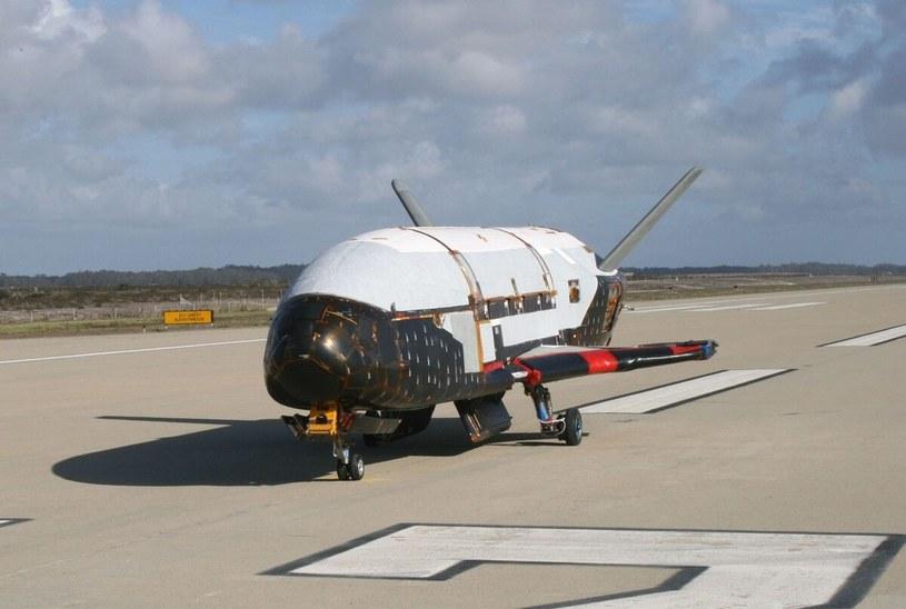 X-37B jest już na orbicie ponad 718 dni /materiały prasowe
