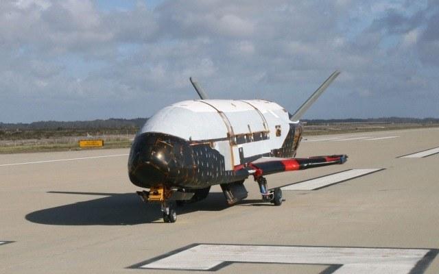 X-37B - Materiały US Army /materiały prasowe