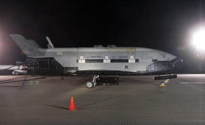 X-37B /AFP