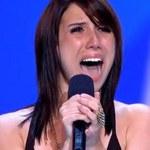 """""""X Factor"""": 19-latka płakała na scenie. A razem z nią jurorzy"""