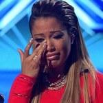 """""""X Factor"""": Patricia Kazadi cała we łzach"""