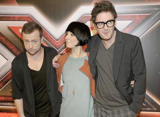 """""""X Factor"""" tym razem stracił najwięcej widzów /AKPA"""