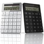 X Mark 1 - kalkulator słoneczny