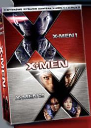 X-MEN 1 & 2 (wydanie 4-dyskowe)