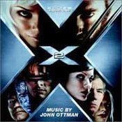 muzyka filmowa: -X-MEN 2