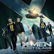 muzyka filmowa: -X-Men: Pierwsza klasa