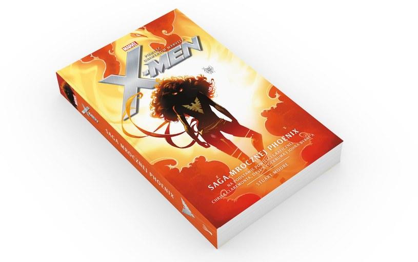 X-Men: Saga Mrocznej Phoenix /materiały prasowe