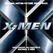 muzyka filmowa: -X-Men
