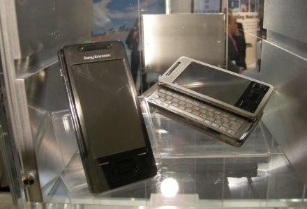 X1 firmy Sony Erisson z Windows Mobile na pokładzie /INTERIA.PL - Łukasz Kujawa