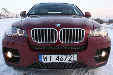 X6 pretenduje do miana coupe /INTERIA.PL