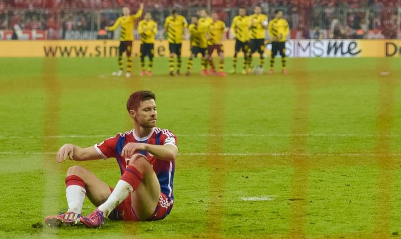 Xabi Alonso, piłkarz Bayernu Monachium /AFP