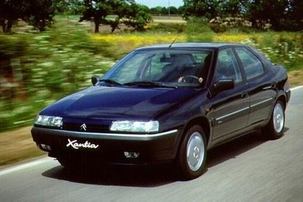 Xantia jest samochodem bezawaryjnym /INTERIA.PL