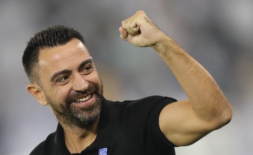 Xavi Hernandez wróci do Barcelony? /AFP