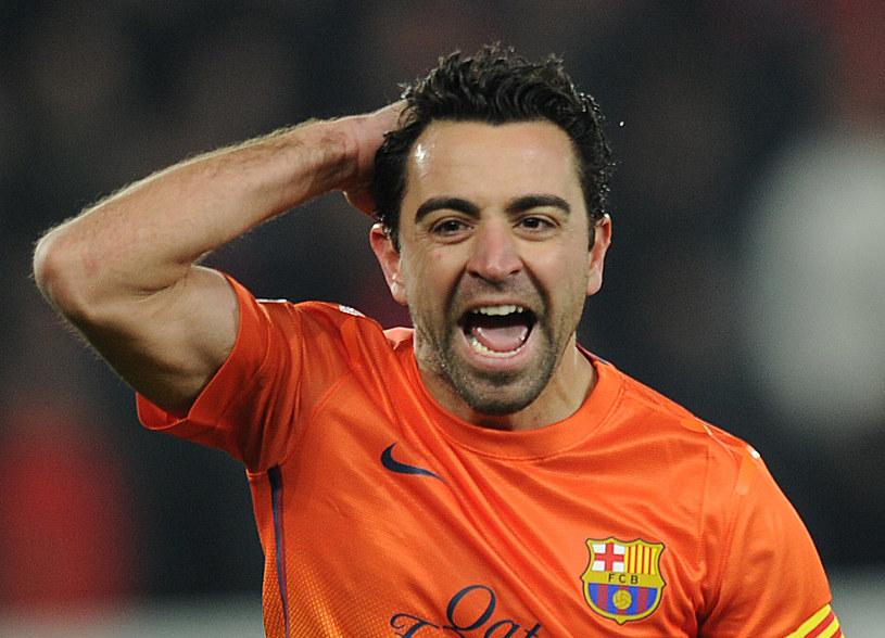 Xavi Hernandez zdobył z Barceloną 22 trofea /AFP