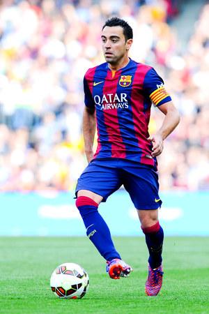Xavi w czwartek ogłosi odejście z FC Barcelona
