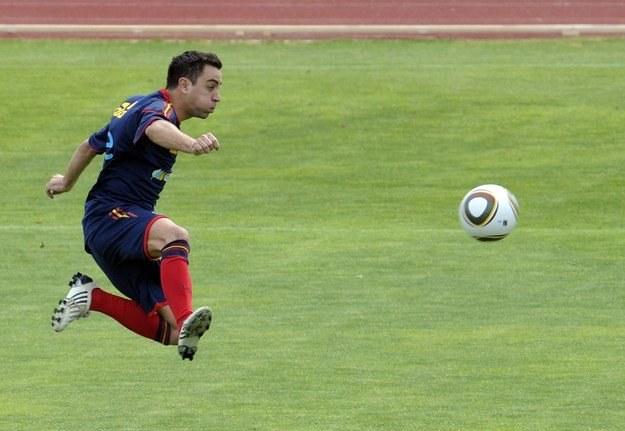 Xavi /AFP
