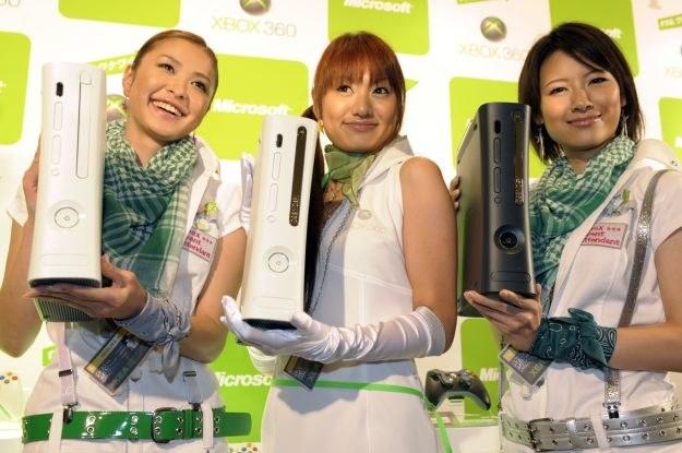 Xbox 360 - obecnie najpopularniejsza w Polsce konsola nowej generacji /AFP