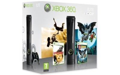 Xbox 360 w nowym zestawie /Informacja prasowa