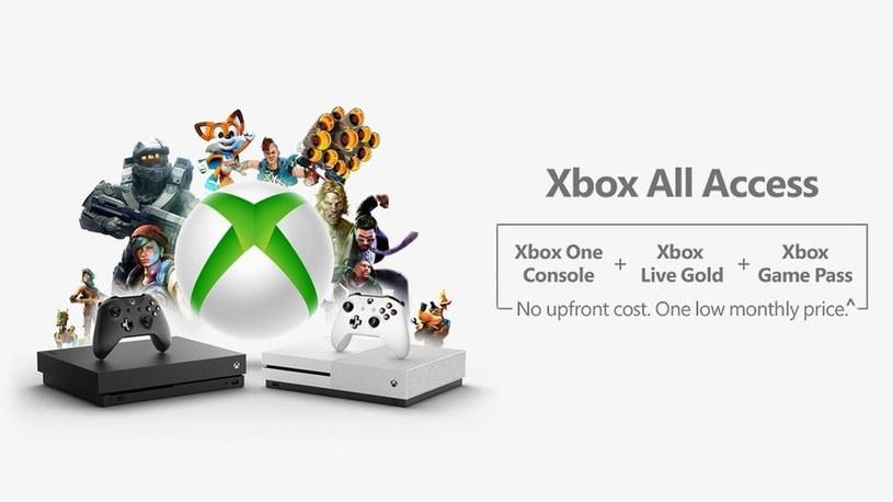 Xbox All Access /materiały prasowe