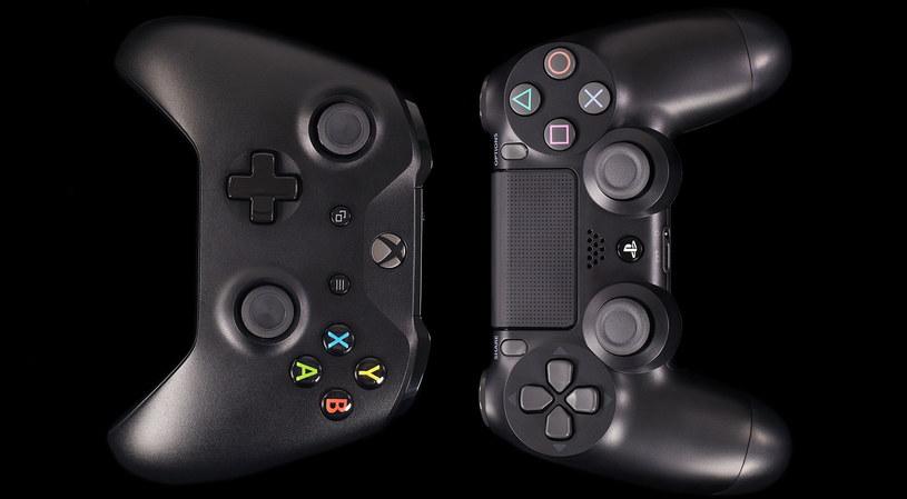 Xbox czy PlayStation - która z konsol okaże się zwycięzcą w nadchodzącej wojnie nowej-generacji? /123RF/PICSEL