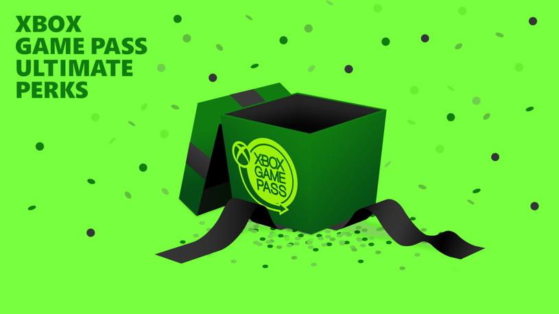 Xbox Game Pass Perks /materiały prasowe