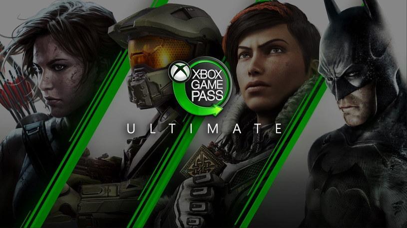 Xbox Game Pass Ultimate /materiały prasowe