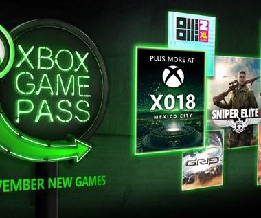 Xbox Game Pass z kolejnymi grami i planami dla PC