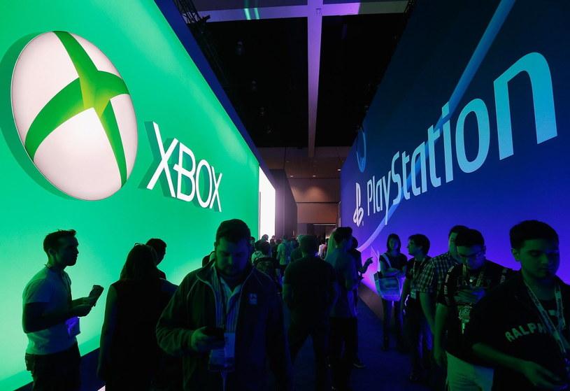 Xbox i PlayStation, bo równowaga w przyrodzie musi być /AFP
