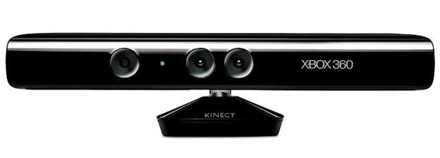 Xbox Kinect - zdjęcie frontalne /Informacja prasowa