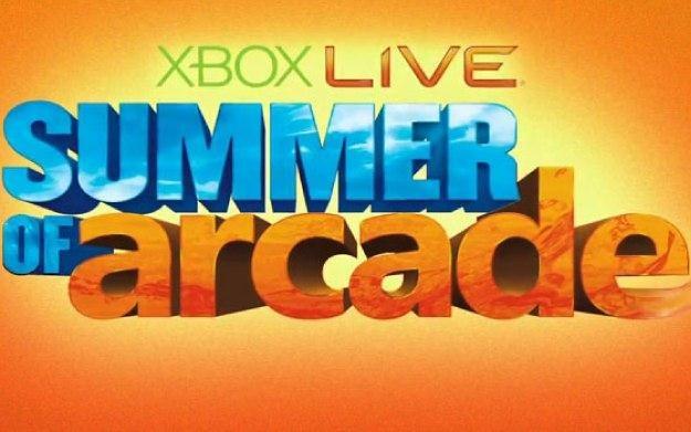 Xbox Live Summer of Arcade - logo /CDA