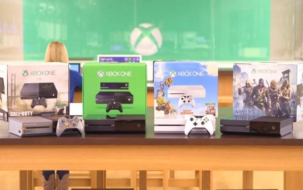 Xbox One - fragment filmu promującego obniżkę cen konsol /materiały prasowe