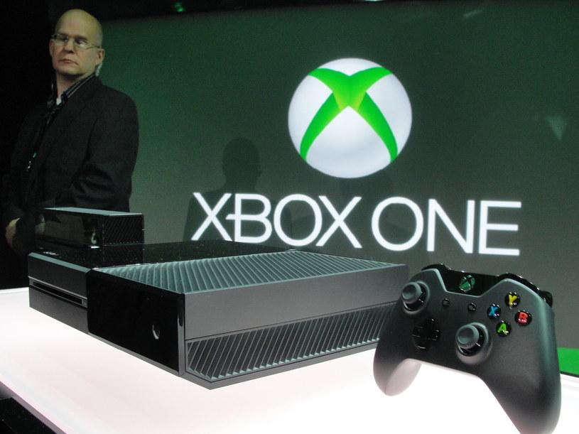 Xbox One - nowa konsola Microsoftu nie pojawi się w Polsce wraz z jej europejską premierą w listopadzie 2013 roku /AFP