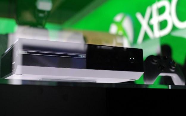 Xbox One - zdjęcie nowej konsoli Microsoftu /AFP