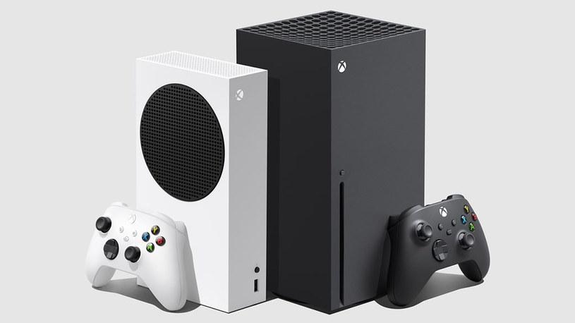 Xbox Series S i X /materiały prasowe