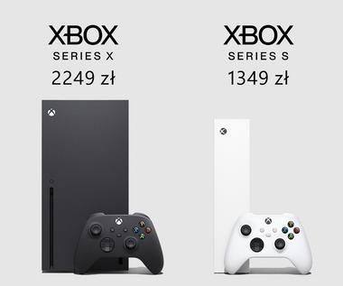 Xbox Series S może oferować jedynie 364 GB na dane dla użytkownika