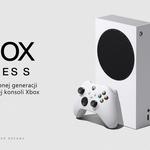 Xbox Series S - znamy oficjalną, polską cenę