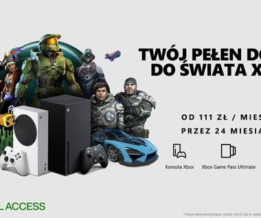 Xbox Series X i S w abonamencie – znamy polskie ceny