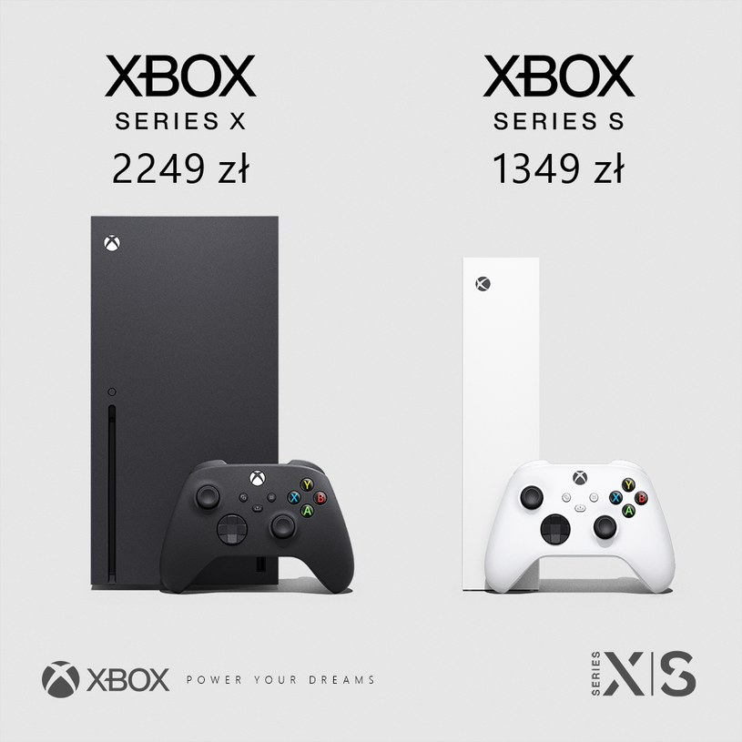 Xbox Series X i Xbox Series S - znamy polskie ceny konsol /materiały prasowe