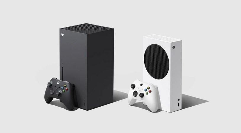 Xbox Series X (z lewej) i Xbox Series  S /materiały prasowe