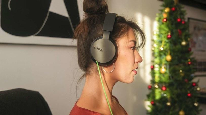 Xbox Stereo Headset /materiały prasowe