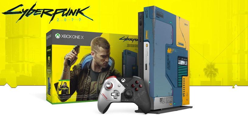 Xboxa One X /materiały prasowe