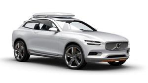 XC Coupe - nowa twarz Volvo