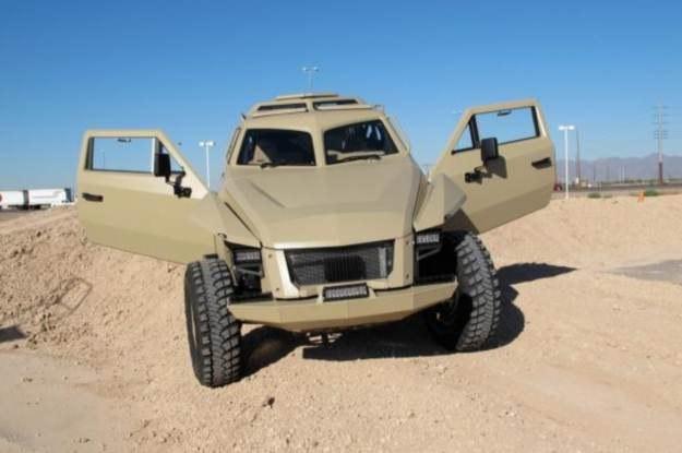 XC2V - czy to będzie najlepszy pojazd bojowy na świecie? /Gadżetomania.pl