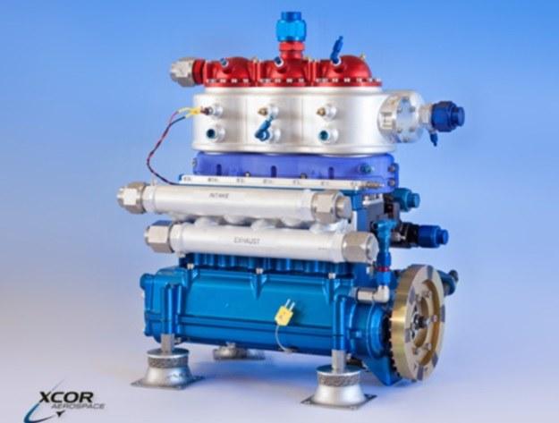 XCOR i ULA meldują postępy nad rozwojem swojego silnika na paliwo ciekłe /materiały prasowe